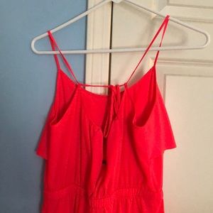 American Eagle Outfitters Dresses - Hot Pink Dress